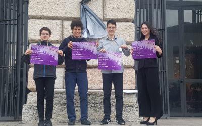 Elisa Sala, Matteo Bridi, Raffaele Piol, Sebastian Fia