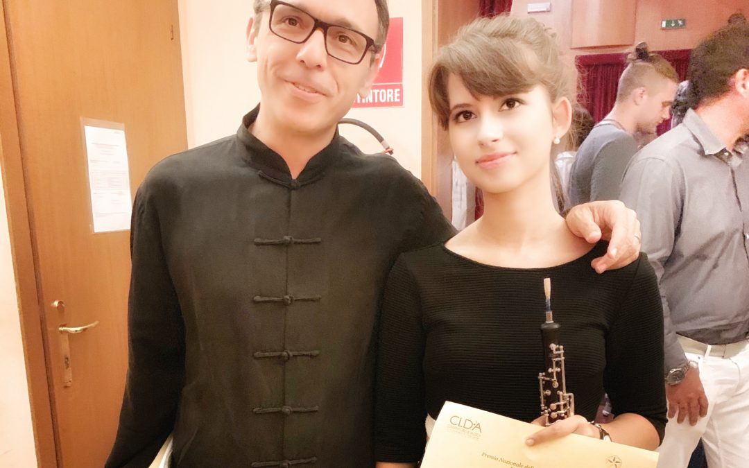 FIAMMA DI GENNARO – vince il Premio Nazionale delle Arti A.A. 2018/19 (sezione legni)