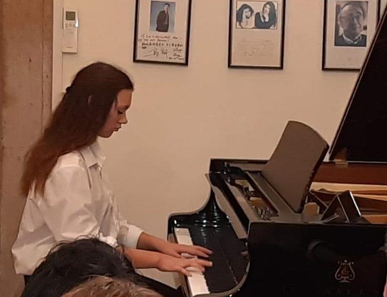 Elisa Sala – Concorso Steinway per giovani talenti