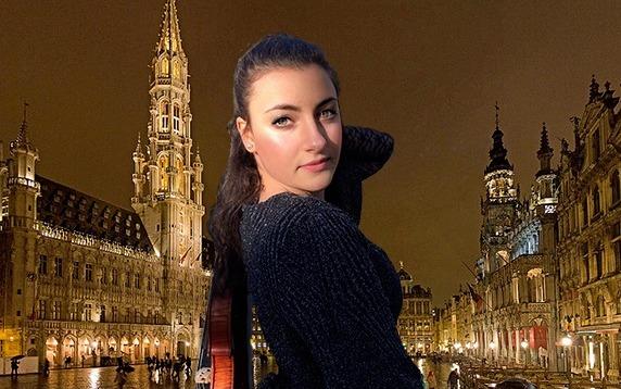 Elisa Cecchini – primo premio al Grand Prix 'Brussels' of 2019