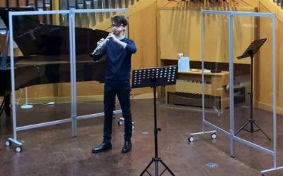 Ancora successi per la classe di oboe