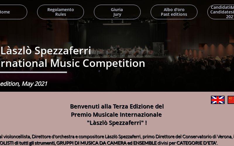 Vincitori al III Laszlo Spezzaferri International Music Prize