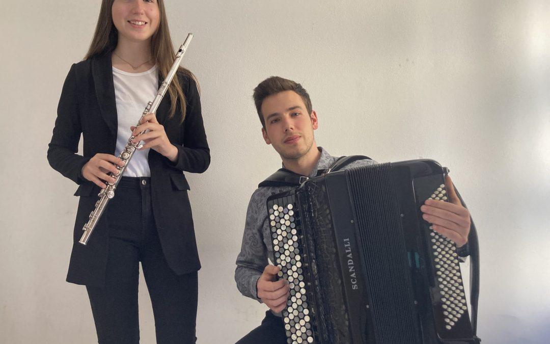 Duo fisarmonica e flauto