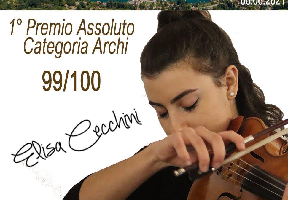 Un altro premio alla scuola di violino